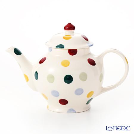 Emma Bridgewater Polka Dot 2 Mug Teapot Boxed