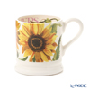 Emma Bridgewater / Earthenware 'Flowers - Sunflower' Yellow Mug 340ml