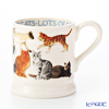 Emma Bridgewater All Over Cat 1/2 Pint Mug