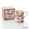 Emma Bridgewater / Earthenware 'Tiny Scattered Rose (Flower) - Mum' Mug 284ml