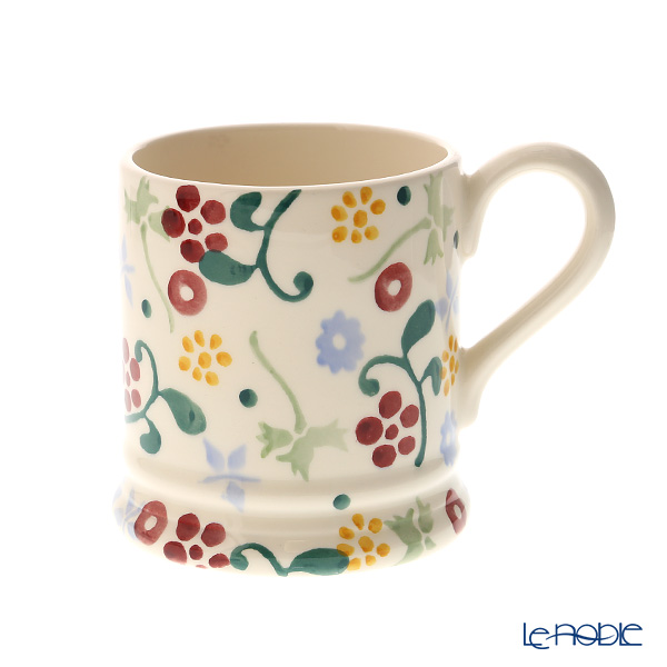 Emma Bridgewater Spring Floral 1/2 Pint Mug 340 cc