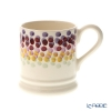 Emma Bridgewater / Earthenware 'Rainbow Dots' Mug 284ml