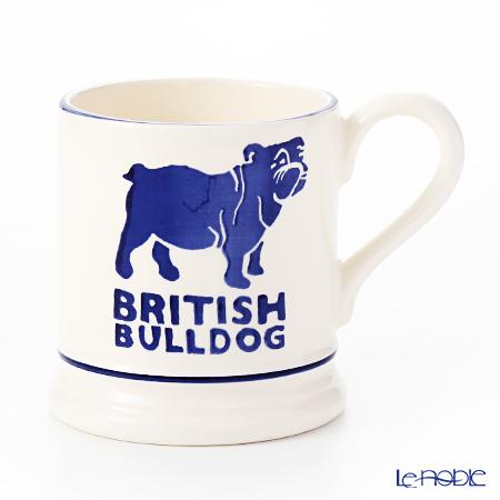 Emma Bridgewater British Bulldog 1/2 Pint Mug Boxed