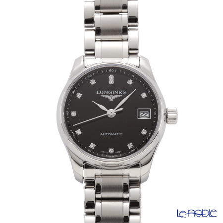 Longines Master Collection Ladies Watch Automatic L21284576