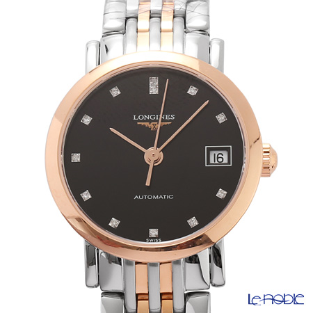 Longines Elegant Collection Ladies Watch Automatic L43095577
