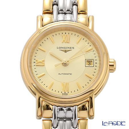 Longines Presence Ladies Watch Automatic L43212457
