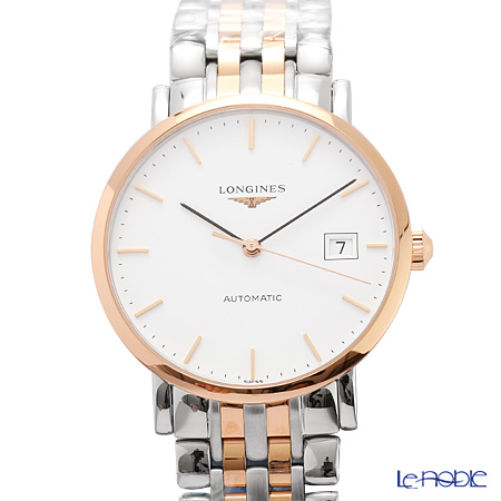 Longines Elegant Collection Mens Watch Automatic L48105127