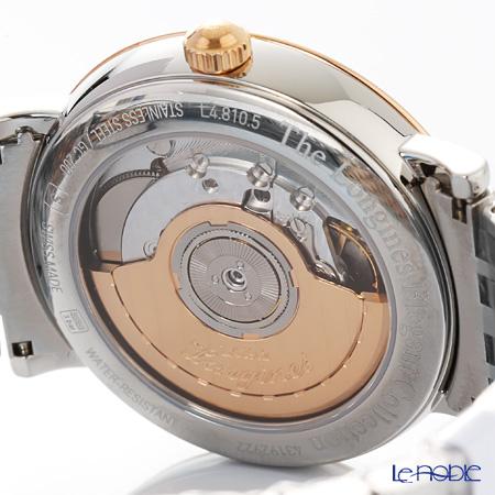ロンジン(LONGINES) メンズエレガント コレクション オートマティック L48105577