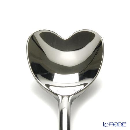 Alessi Heart coffee spoon 4 piece set