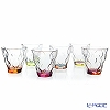 RCR Home & Table 'Riflessi - Color' DOF Tumbler 300ml (set of 6 colors)