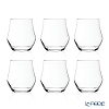 RCR Home & Table 'Ego' DOF Tumbler 390ml (set of 6)