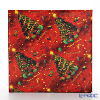 Gift 'Christmas Shiny Tree' Red XPH8313 Wrapping Paper