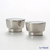 Sambonet t-light Stainless steel 18/10 Set small salt and pepper shaker 56565-LN