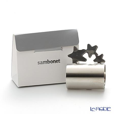 Sambonet Party gifts Napkin holder Star 56533-02