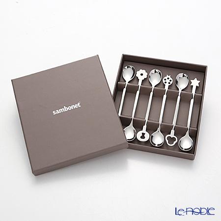 Than bone 52550C51 Porta Fortuna Spoon 6 pieces