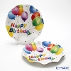 Exclusive Happy Birthday EX43HH Small plate 21 cm 10 pieces