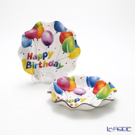 エクスクルーシブ Happy Birthday EX46HH スモールボウル 18.5cm 10枚