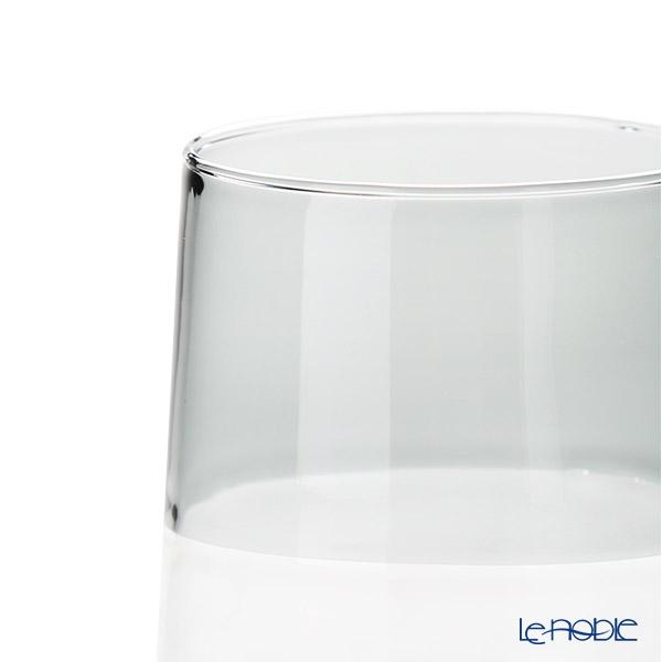 イッケンドルフ ライトコローレワイングラス クリア/スモーク