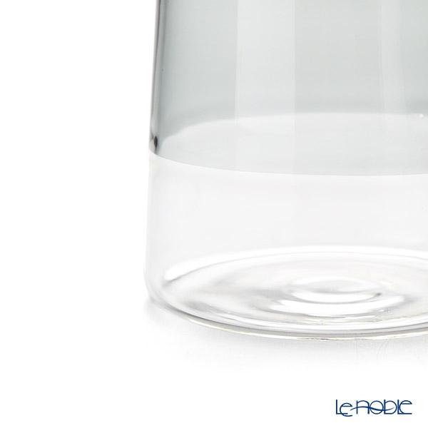 Ickendorf 'Light' Clear & Smoke Grey Wine Tumbler