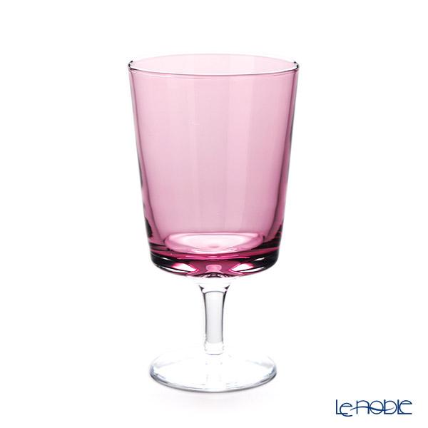 イッケンドルフ オーロラ ワイングラス バイオレット