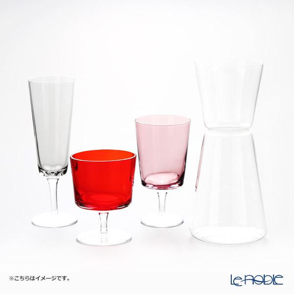 Ichendorf 'Aurora' Smoke Grey Flute Glass