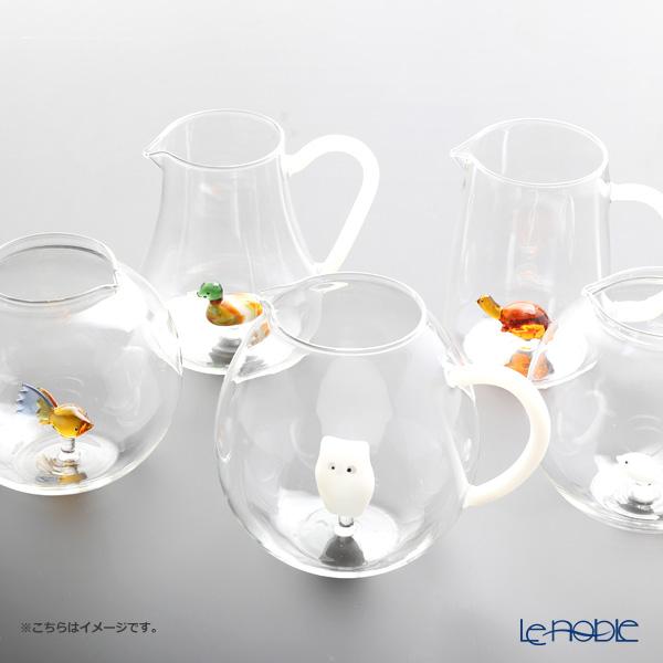 イッケンドルフ アニマルファームジャグ フクロウ ホワイト 2L(満水容量)