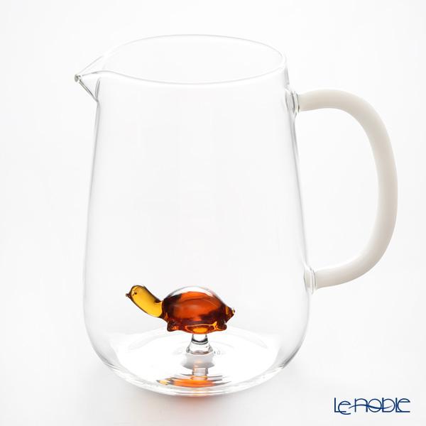 イッケンドルフ アニマルファーム ジャグ カメ アンバー 1.4L(満水容量)