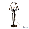 Arti e Mestieri floor lamp Minerva high bronze height 65cm E26 iron