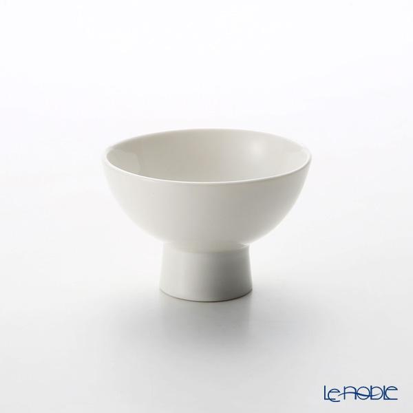 Arti & Mestieri 'Rose Bouquet' Beige Bowl (set of 4 with holder)