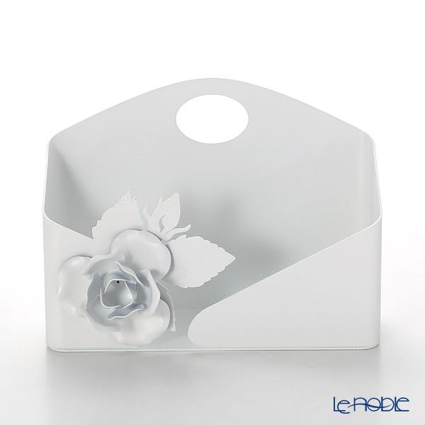 アルティ・エ・メスティエリ ローズブーケ マルチホルダー ホワイト 鉄製