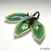 Franz Collection Jungle Fun monkey sculptured porcelain ornamental tidbit dish FZ02009E
