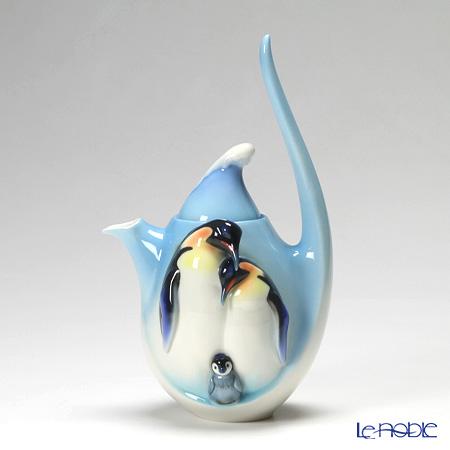 フランツ・コレクション ペンギン ティーポット FZ02116