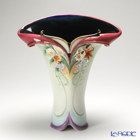 Franz Collection Flora & Flutter FZ01484 Vase H35cm