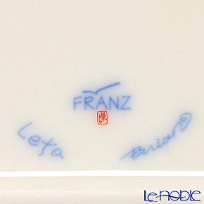 フランツ・コレクション チェリーブラッサムプレート 14×10cm FZ01585B