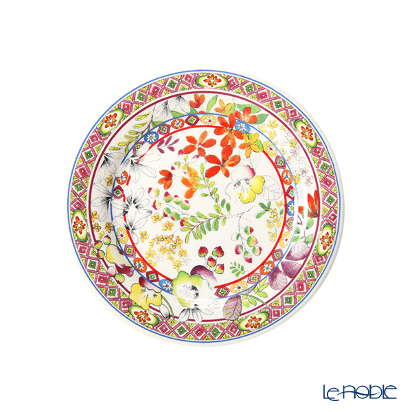 Gien 'Bagatelle' 1781B4AX50 Canapé Plate 16.5cm