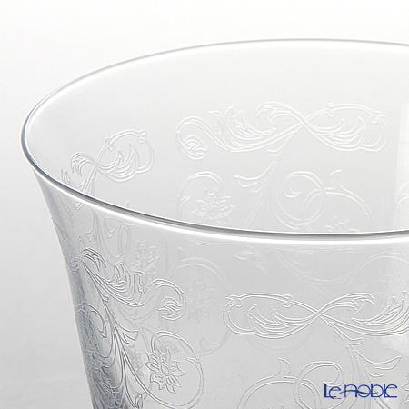 ボヘミア冷茶グラス/デザートカップ アラベスク 6客セット 25207/285718