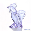 Mosel objet 2927 Chinese zodiac Rooster Alexandrite (purple) 11.5 cm