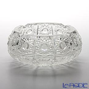 Bohemia Crystal 'PK500 ' 70086 Bowl Ashtray 10cm