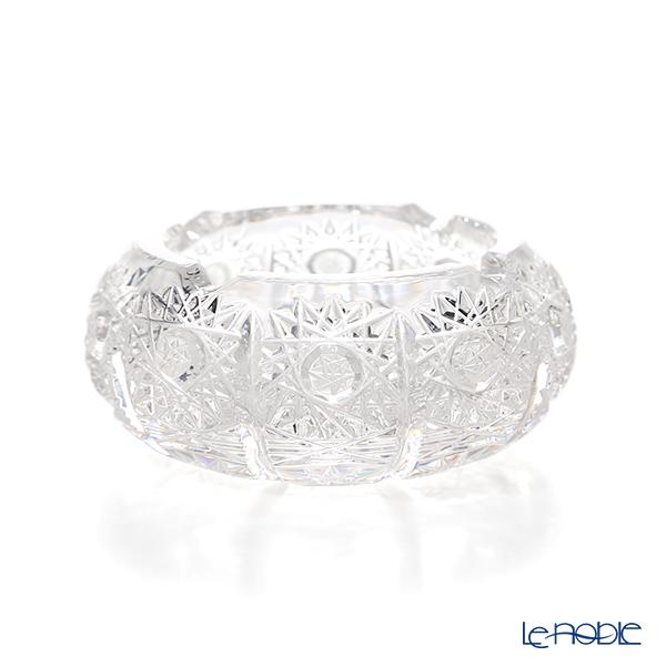 Bohemia Crystal 'PK500' 70086 Bowl Ashtray 9.5cm
