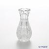 Bohemia Crystal 'PK500' 80S32 Pear Vase H10.5cm