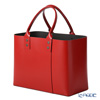 Delia (Deria) magazine bag GZT43SD2 red / leather Board (recycled leather)