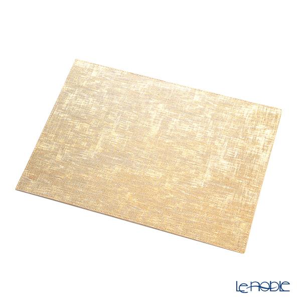 Delia (Deria) placemat 32.5 x 44 cm PLM4314Z sparkling gold