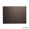 Studio N (Le-noble original) placemat PLM4331 ウイーブ / 32.5 x 44 cm Brown