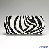Studio N (Le-noble original) ( for basin ) tray Zebra black 37 x 17 cm TPS66087
