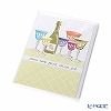 Quire 'Wine Glass & Bottle' QR1625 Note Card with Envelope 11.5x16.5cm
