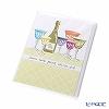 Message card QUIRE's choir 11.4 x 16.3 cm (standard-size) QR1625 wine (multi-purpose)