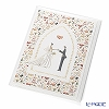 Message card QUIRE's choir 11.4 x 16.3 cm (standard-size) QR3886 wedding (Wedding)