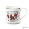 Twig New York 'Heritage' Rosa Rugosa (Red) Mug 380ml