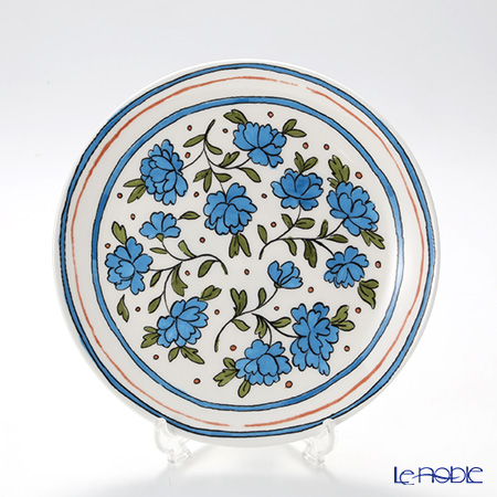 Twig New York Heritage Plate 21 cm, cornflower