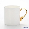 Twig NEW YORK cutlery collection Oval mug gold 430 ml